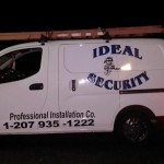 Ideal-Security-Van
